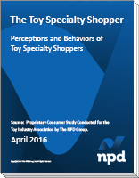 The Toy Specialty Shopper