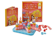 GoldieBlox™ and the Spinning Machine by GoldieBlox™ Inc.
