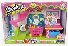 Shopkins™ Small Mart Playset