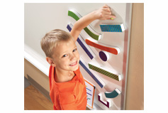 Tumble Trax™ Magnetic Marble Run