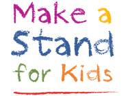 Make a Stand for Kids