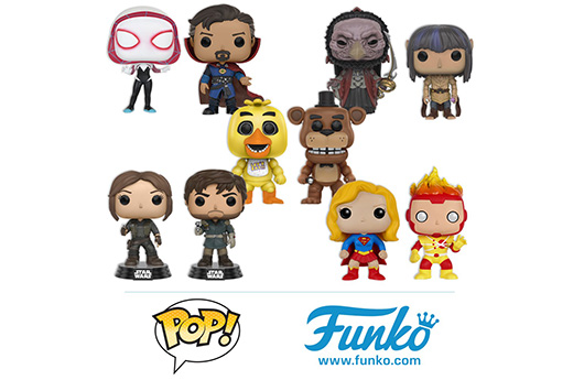 Pop! Collectibles