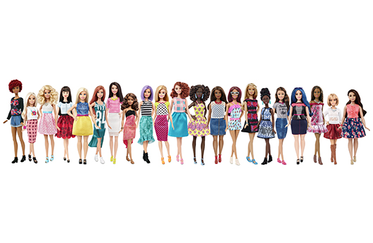 Barbie® Fashionista™ Doll
