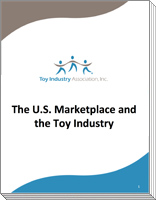 The U.S. Marketplace and the Toy Industry