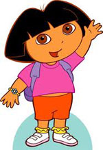 Dora The Explorer - Nickelodeon