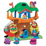 Weebles Weebly Wobbly Tree House - Playskool