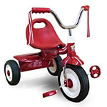 Radio Flyer Folding Trike - Radio Flyer, Inc.