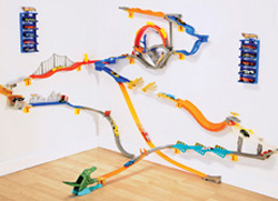 Hot Wheels® Wall Tracks™