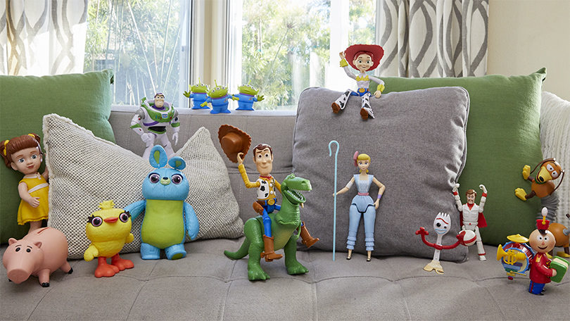 Disney Pixar Toy Story Basic Figures