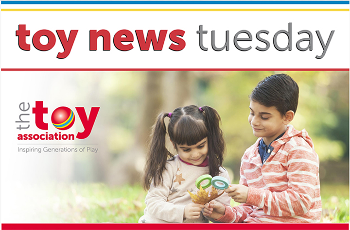 Toy News Tuesday