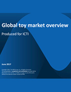 The June 2018 Global Toy Market Presentation Made to ICTI