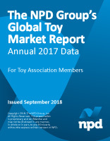 NPD Global Toy Market Report