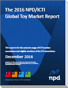 2016 NPD/ICTI Global Toy Market Report