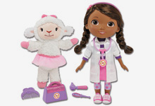 "Doc McStuffins ""Time For Your Check-Up"" Doll"