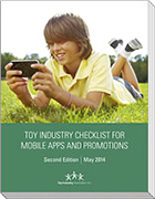 Checklist for Mobile Apps and Promotions