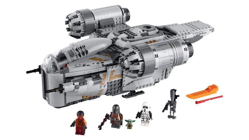 LEGO Star Wars The Razor Crest