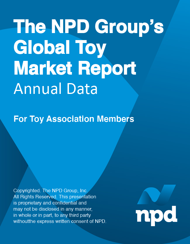 NPD Group's Global Toy Market Report